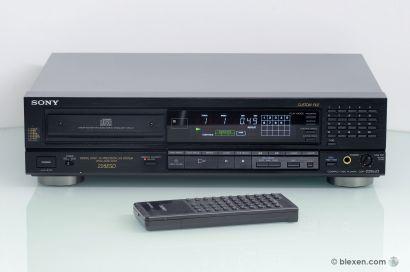Sony CDP-228ESD CD-Player, 1 year warranty