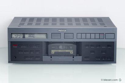 Revox B-215E Cassette Deck