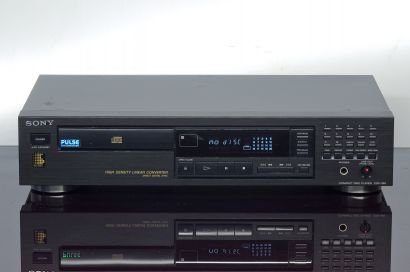 Sony CDP-395 CD-Player, 1 year warranty