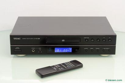 TEAC CD-P1260 MP3 & CD-Player