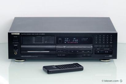 Kenwood DP-M6630 CD Changer