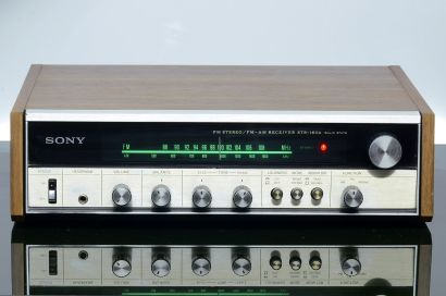 Sony STR-160A Stereo Receiver