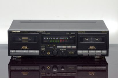 Pioneer CT-W530R Dual Stereo Cassette Deck