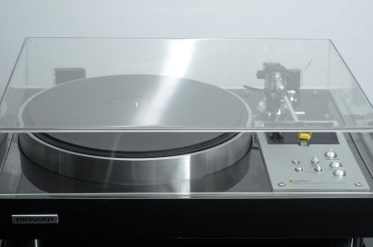 Pioneer PLC-590 and PL-570 Original Cover