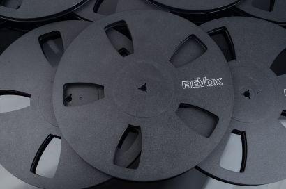 Revox Novodur 5-Speichen Leerspule