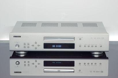Luxman DVA-250 DVD, CD SACD Player