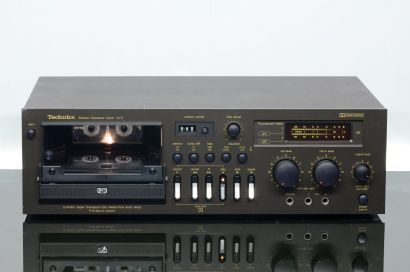Technics RS-673 Cassette Deck