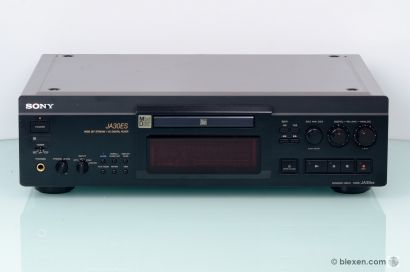 Sony MDS-JA30ES, defekt