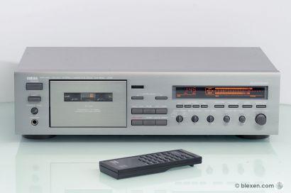 Yamaha KX-930 3-Head Cassette Deck