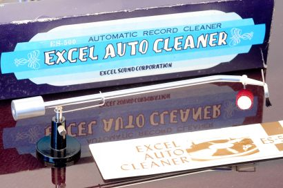 EXCEL Automatic Disc Cleaner