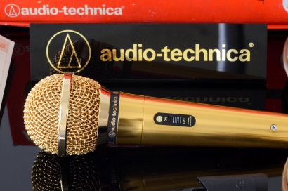 Audio Technica AT818 MKII, Gold