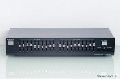 Hitachi HGE-1100 Equalizer