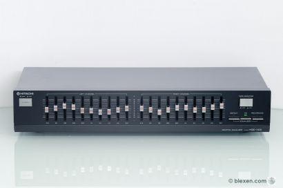 Hitachi HGE-1100 Equalizer