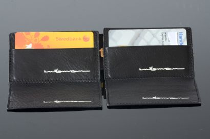Luxman Genuie Leather Card Holder