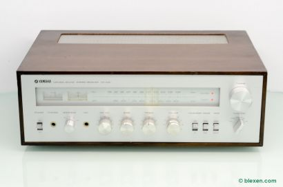 Yamaha CR-400 Stereo Receiver in Woodcase