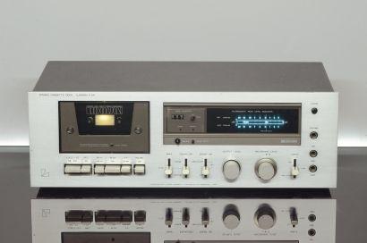 Luxman K-5A Cassette Deck