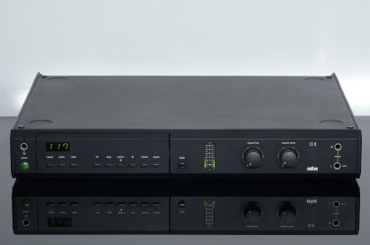 Braun Atelier C2 C-2 Cassette Deck