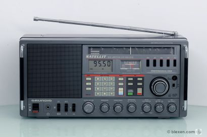 Grundig Satellit 650 Professional Multi Band Tuner