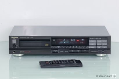 Technics SL-P350 CD Player