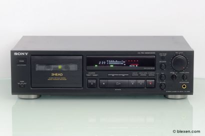 Sony TC-K690 3-Head Dual Capstan Deck