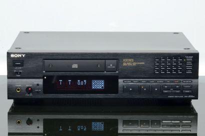 Sony CDP-X333ES Esprit CD-Player