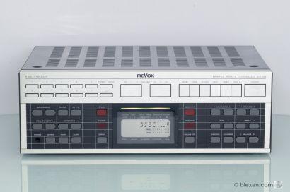 Revox B285 Receiver, Top Zustand