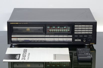 Onkyo Integra DX 6550 CD Player