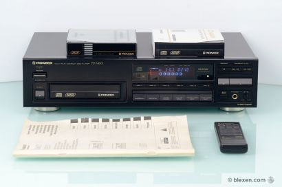 Pioneer PD M601 CD-Wechsler