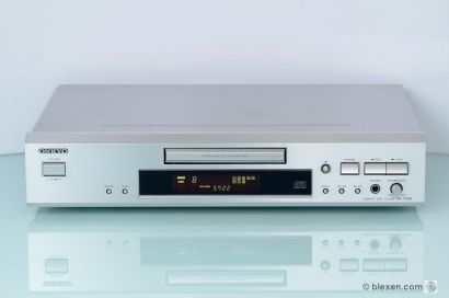 Onkyo DX-7333 CD-Player, defekt