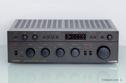 Technics SU-8088K Integrated Amplifier