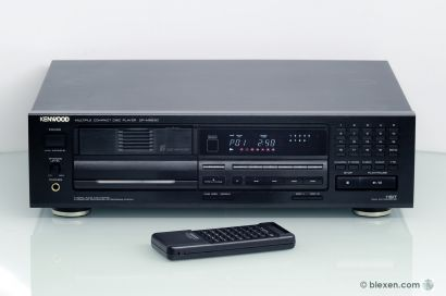 Kenwood DP-M6630 CD Changer