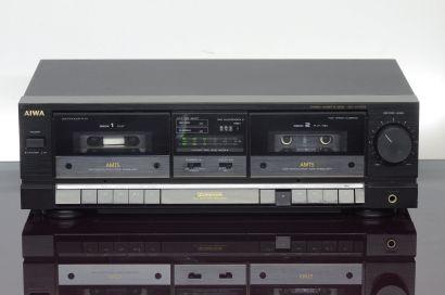 Aiwa AD-WX515 Dubble Stereo Cassette Deck