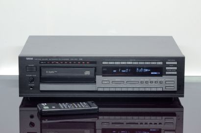 Yamaha CDC-610 10 CD Changer