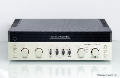 Marantz PM-4 Integrated Class A / Class B Amplifier