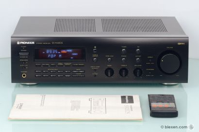 Pioneer SX-702RDS Receiver