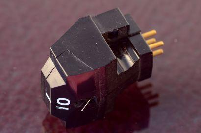Clearaudio Gamma 10 MC pickup cartridge