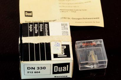 Dual DN-330 / Shure N91 MG in box