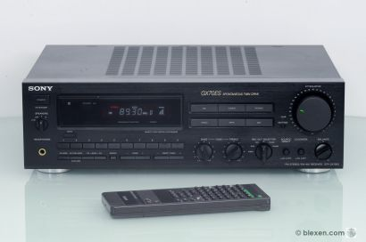 Sony STR-GX70ES Receiver